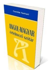 Csordás féle Angol-magyar értelmező szótár